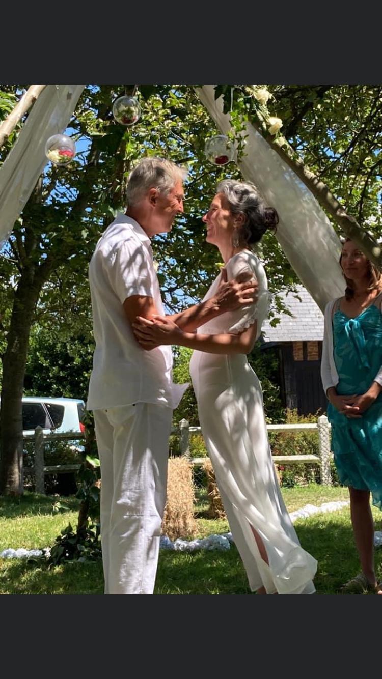 Heloïse Lesage - mariage spirirtuel